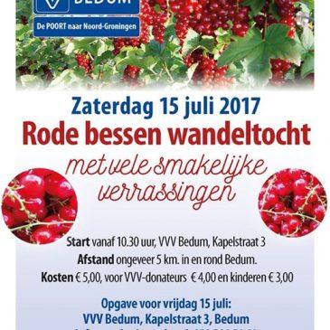 VVV BEDUM, de POORT naar Noord Groningen heeft een …