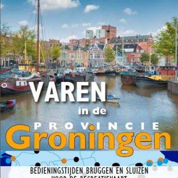 Bericht van de provincie Groningen