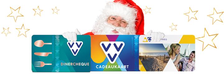 De #VVV cadeaukaart haal je natuurlijk bij de VVV. …