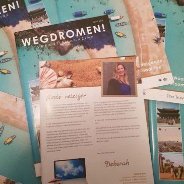 Deborah Prins The Travel Club schrijft